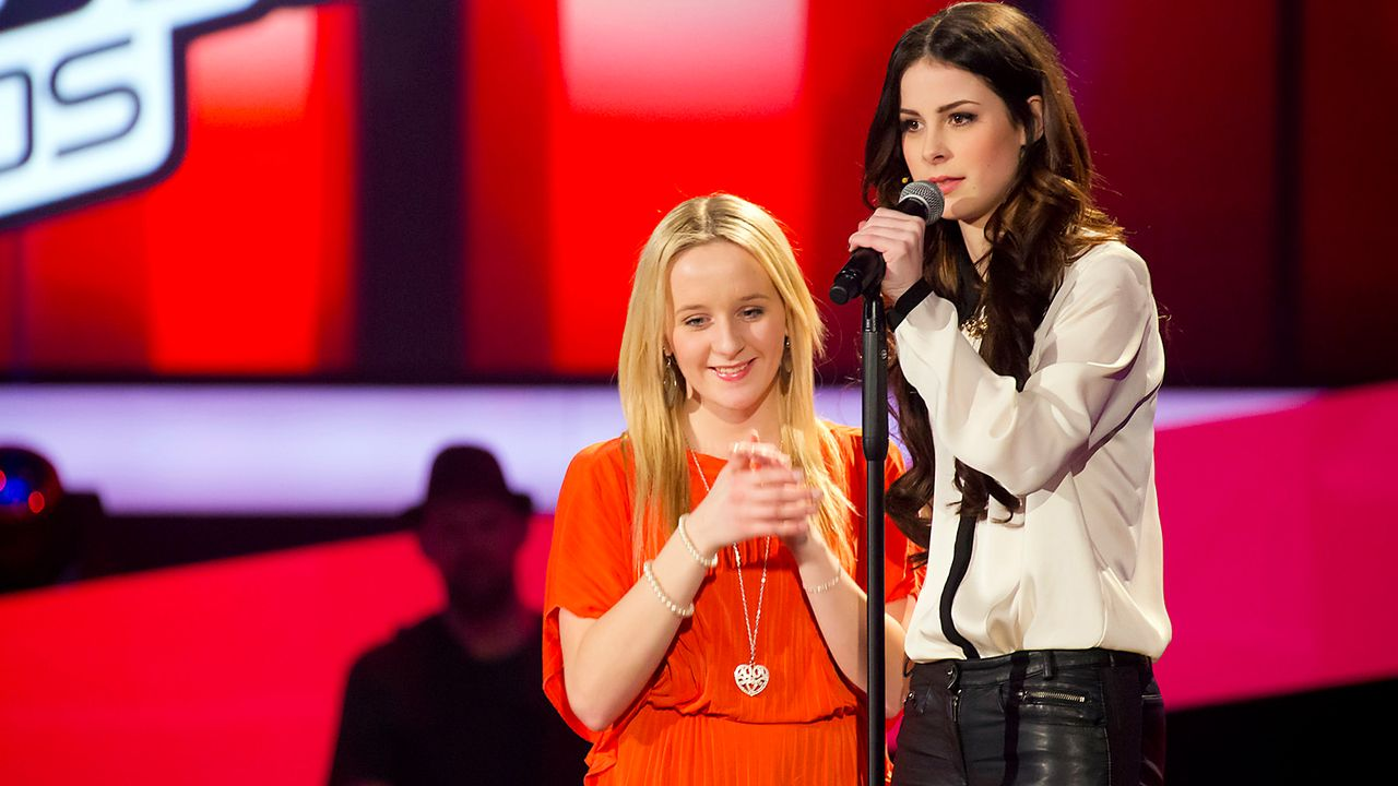 The-Voice-Kids-epi03-danach-Luisa-M-1-SAT1-Richard-Huebner - Bildquelle: SAT.1/Richard Hübner