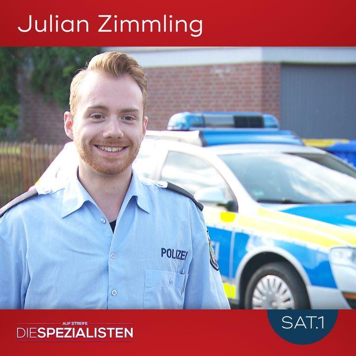 Julian Zimmling - Bildquelle: SAT.1