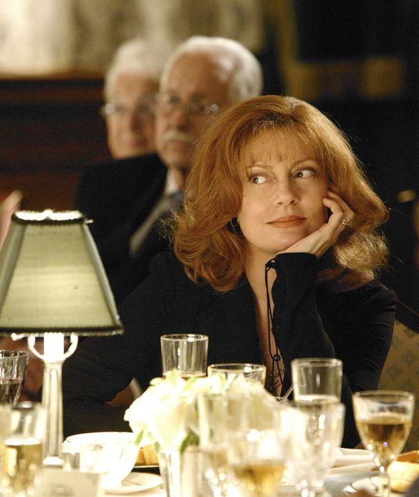 Engagiert einen Detektiven, um ihren Mann zu beschatten: Beverly Clark (Susan Sarandon) ... - Bildquelle: Buena Vista International Television