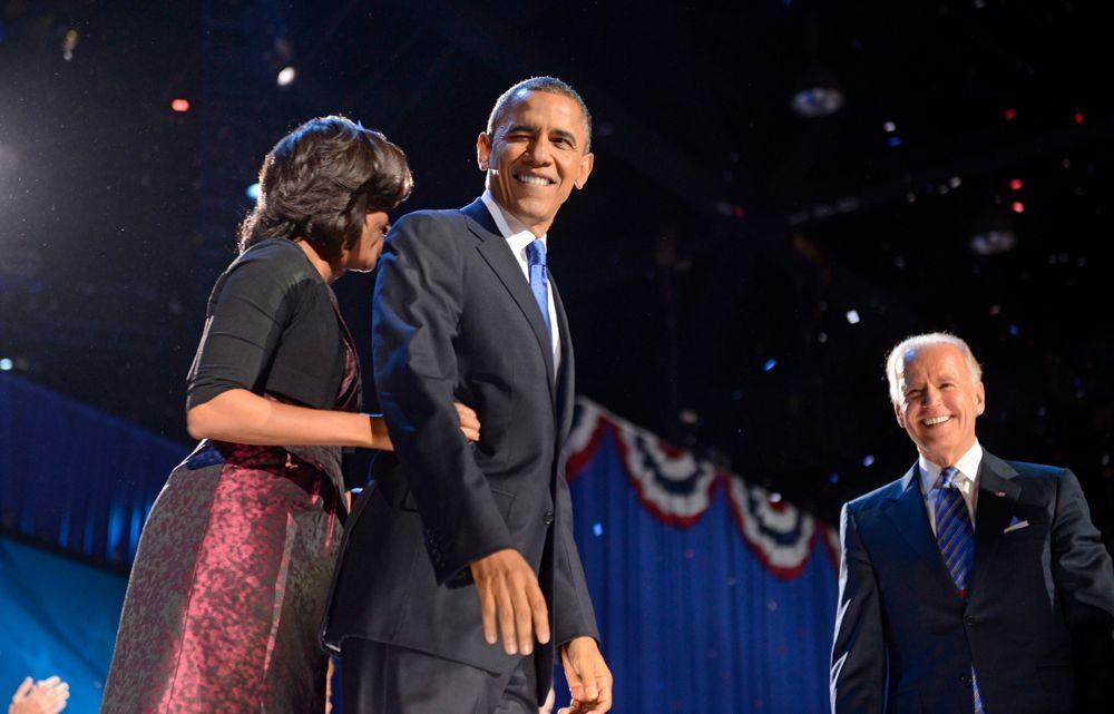 Cool und lässig: Barack Obama  - Bildquelle: dpa - Bildfunk +++ Verwendung nur in Deutschland