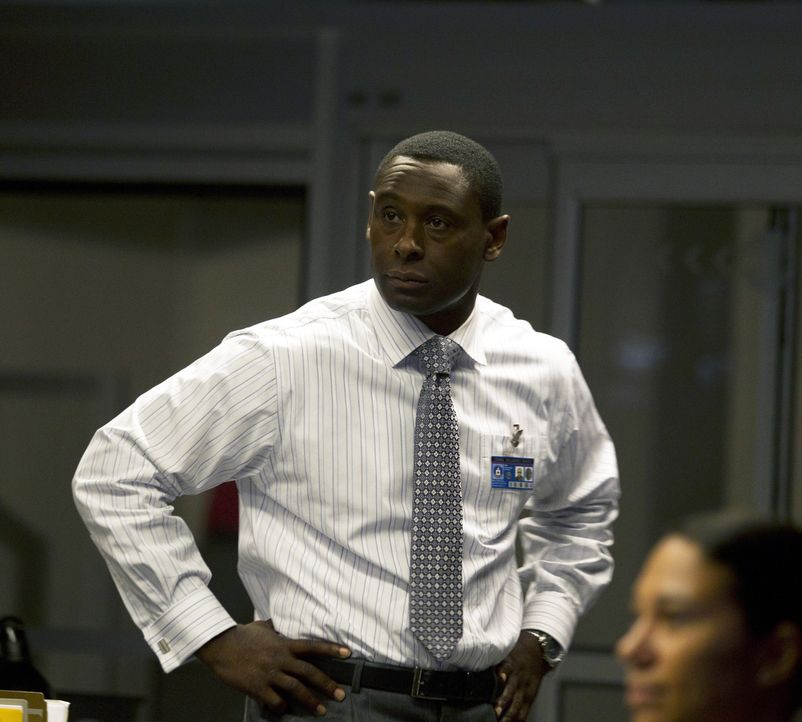 Vorkommnisse der Vergangenheit beeinflussen Davids (David Harewood) Verhältnis zu Carrie ... - Bildquelle: 2011 Twentieth Century Fox Film Corporation. All rights reserved.