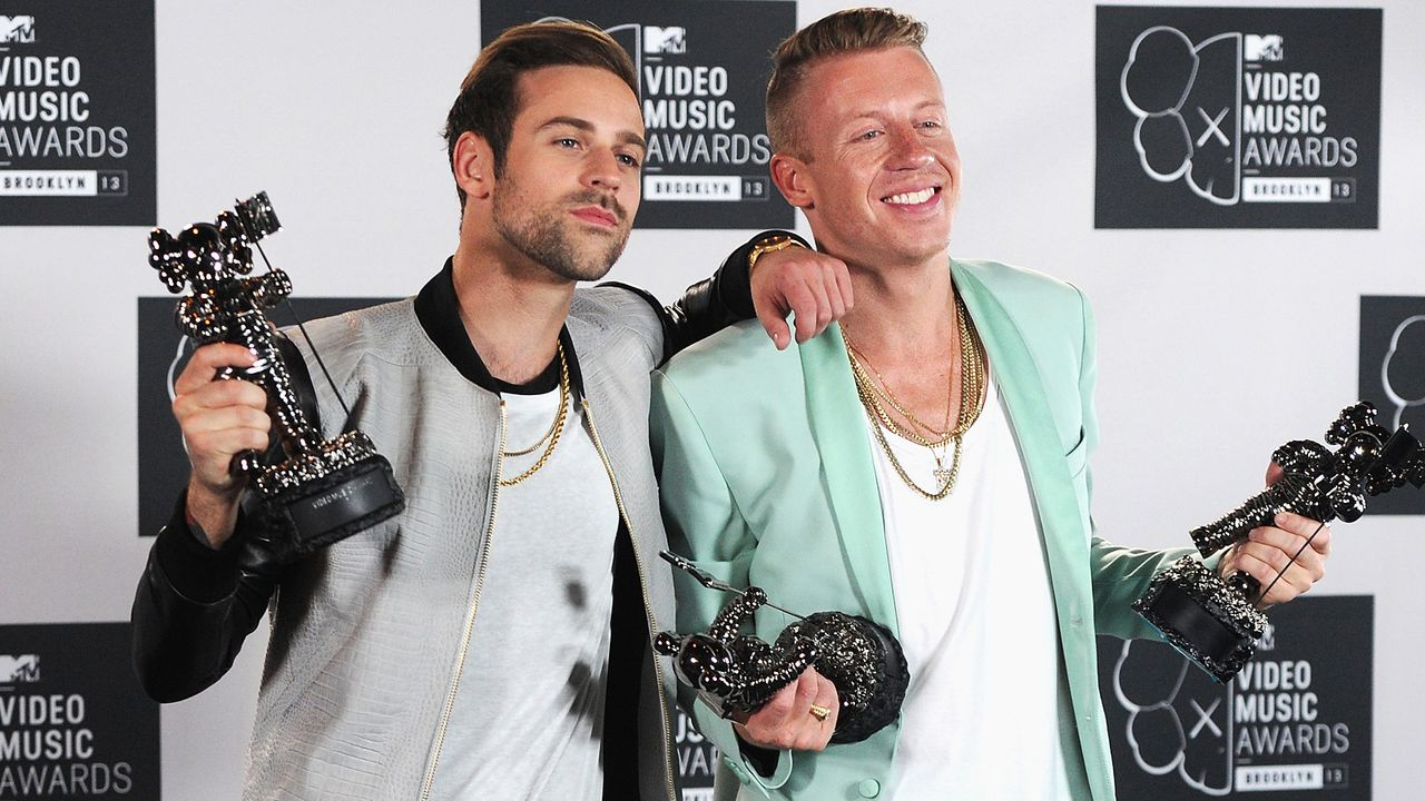 MTV-Music-Video-Awards-Ryan-Lewis-Macklemore-130825-getty-AFP - Bildquelle: getty-AFP