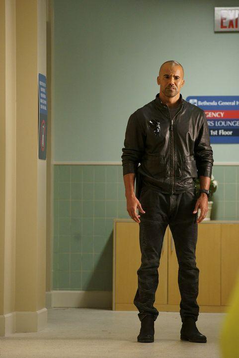 Seine Frau wurde angeschossen: Morgan (Shemar Moore) versucht alles, um den Täter zu fassen - mit ungeahnten Folgen ... - Bildquelle: Robert Voets ABC Studios