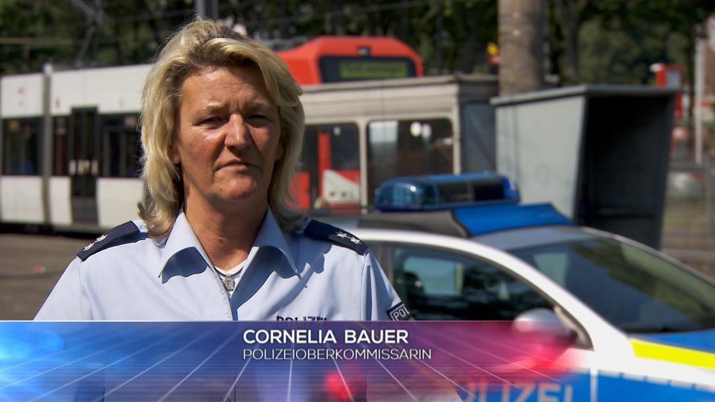 POL - Cornelia Bauer - Bildquelle: SAT.1
