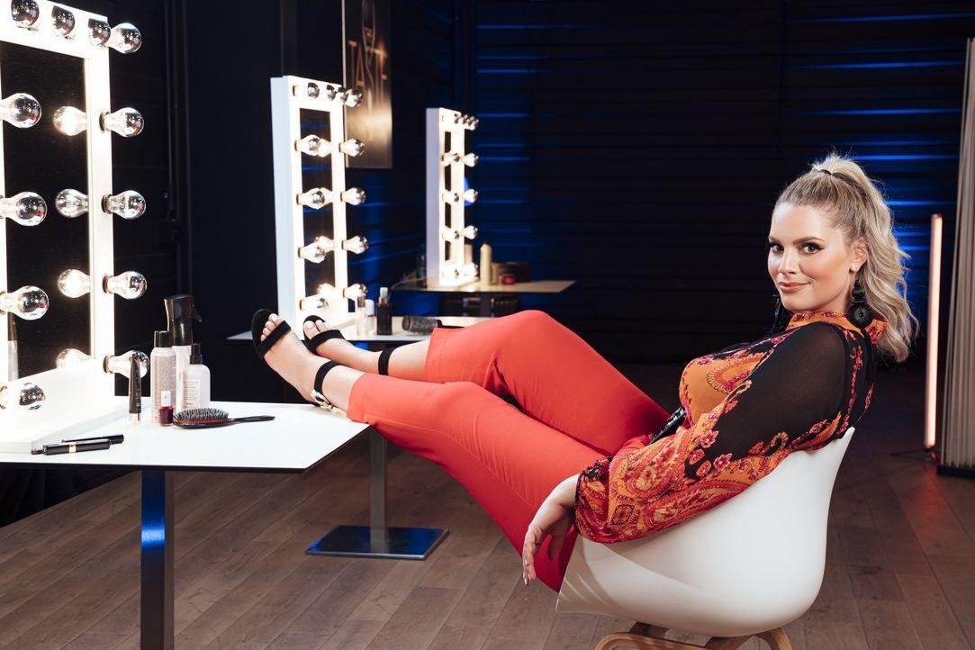 Angelina Kirsch - Bildquelle: Jens Hartmann SAT.1 / Jens Hartmann