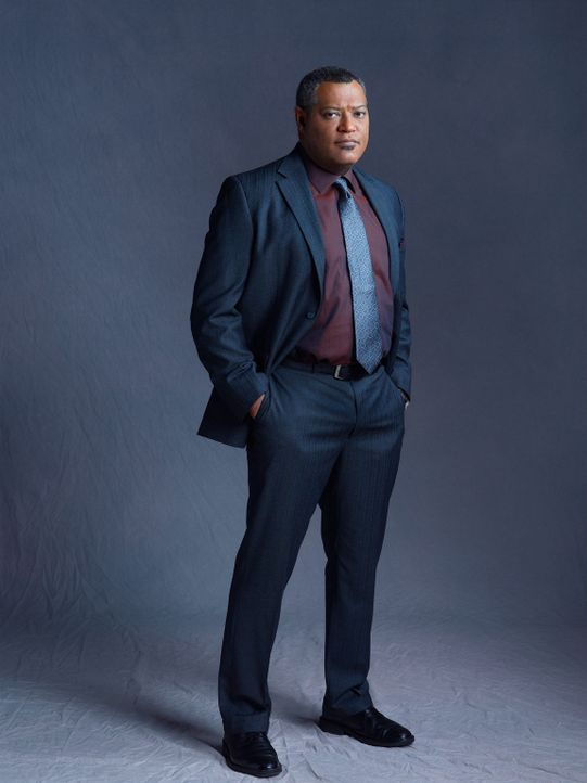 (1. Staffel) - Jack Crawford (Laurence Fishburne) ist Leiter der Einheit für Verhaltensanalyse beim FBI und versessen darauf, die grausamsten Serie... - Bildquelle: Robert Trachtenberg 2013 NBCUniversal Media, LLC