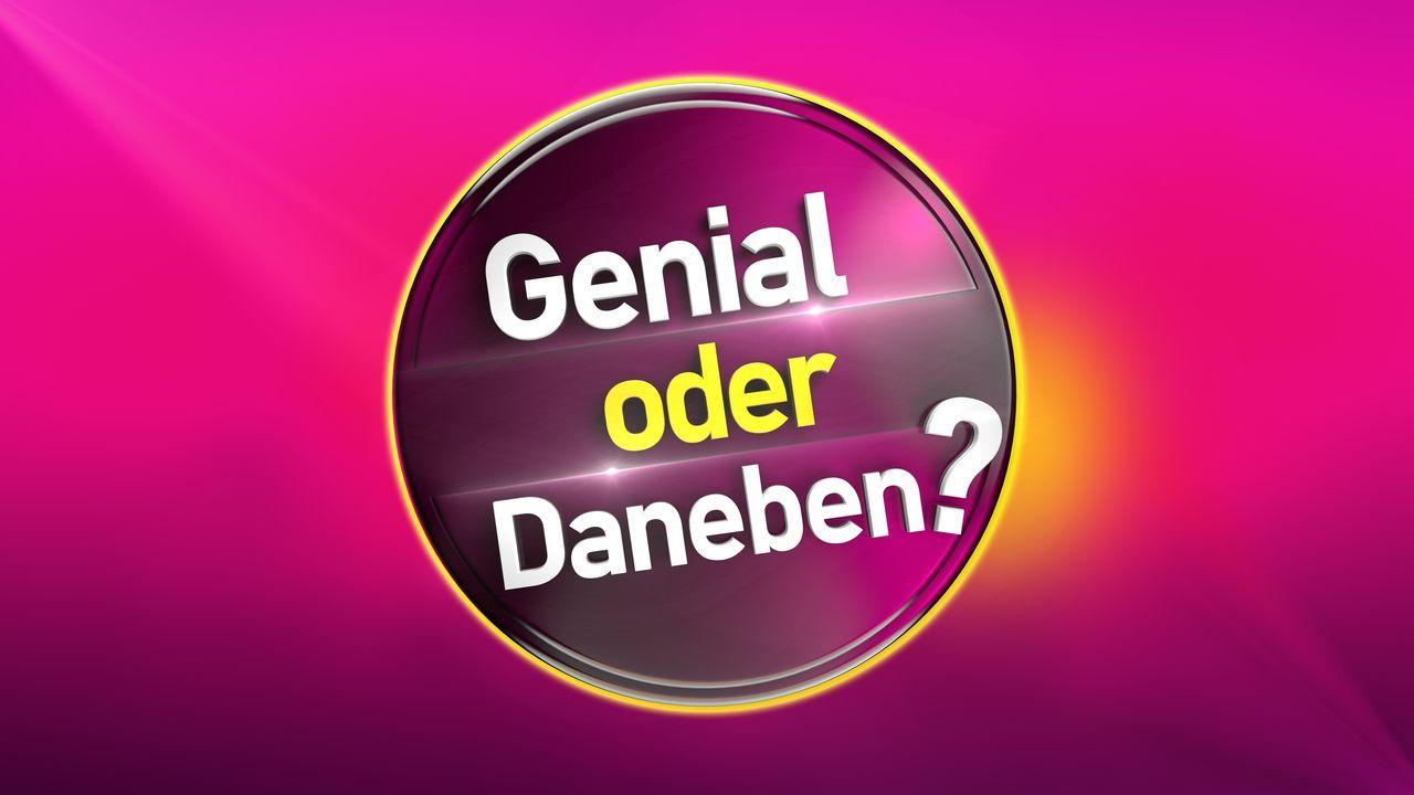Genial oder Daneben? - Logo - Bildquelle: Willi Weber SAT.1 / Willi Weber