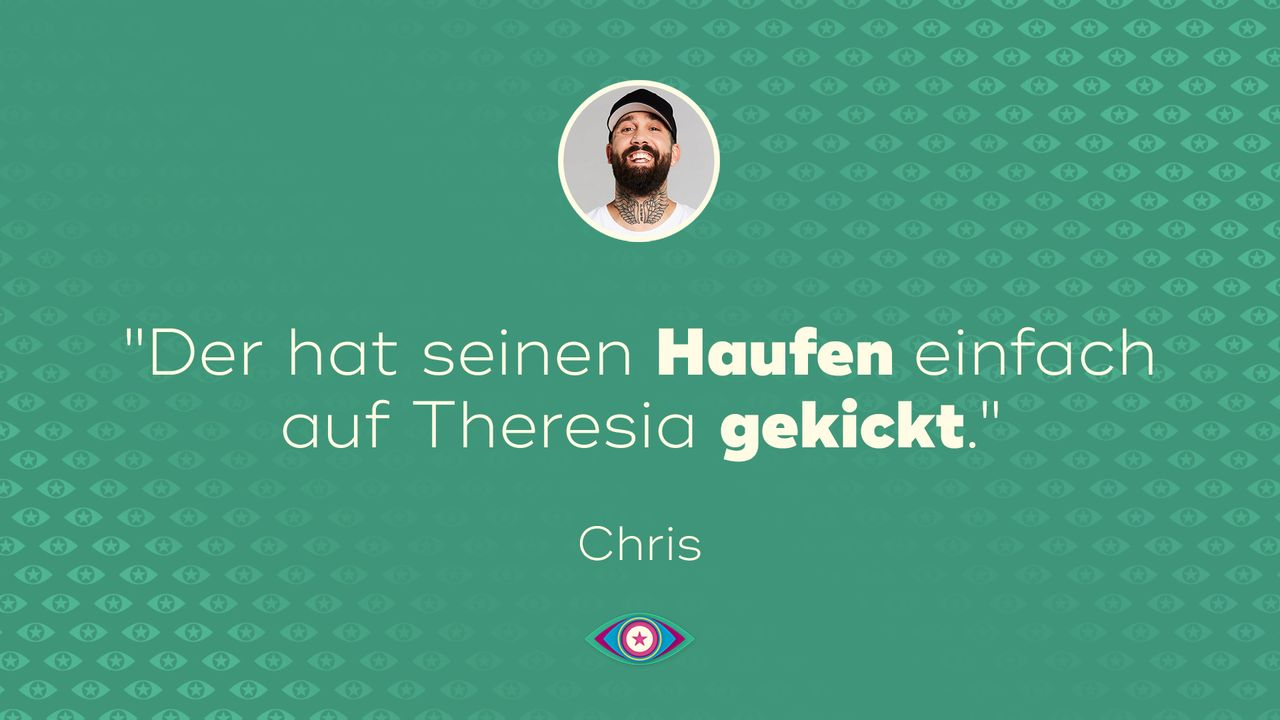 Tag 10: Chris Haufen