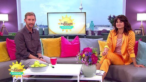 Frühstücksfernsehen - Frühstücksfernsehen - 23.06.2020: Nachwuchs Bei Den Pochers, Hitzesommer 2020 & Katy Perry Ganz Exklusiv