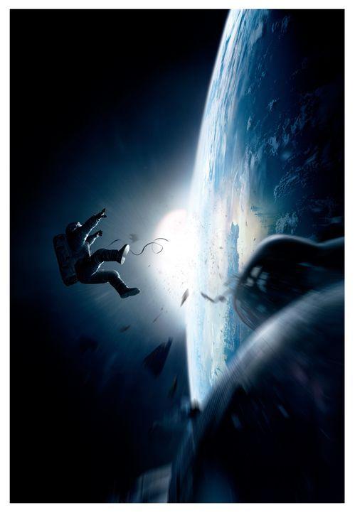GRAVITY - Artwork - Bildquelle: Warner Brothers