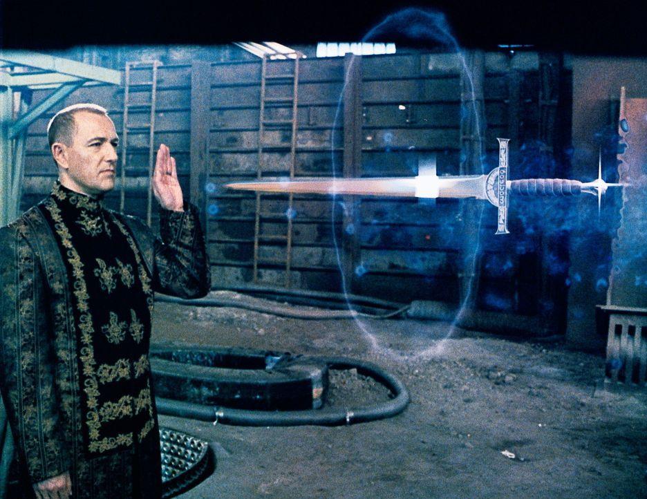 Unglücklicherweise verfügt der Erzschurke Jacob Kell (Bruce Payne) über übernatürliche Kräfte ... - Bildquelle: Dimension Films