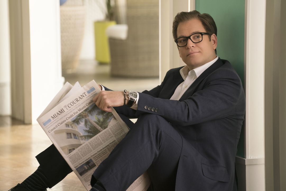 Jason Bull (Michael Weatherly) - Bildquelle: 2016 CBS Broadcasting, Inc. All Rights Reserved