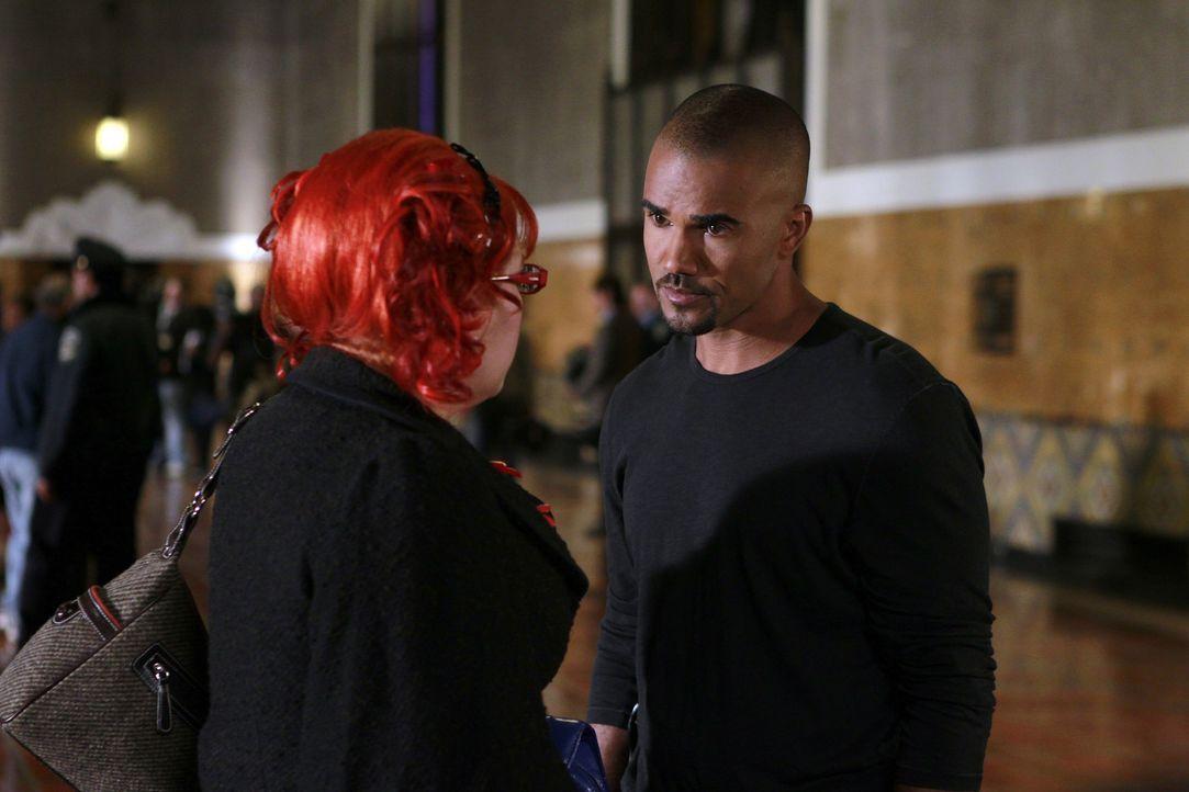 Ermitteln in einem neuen Fall: Morgan (Shemar Moore, r.) und Garcia (Kirsten Vangsness, l.) ... - Bildquelle: ABC Studios