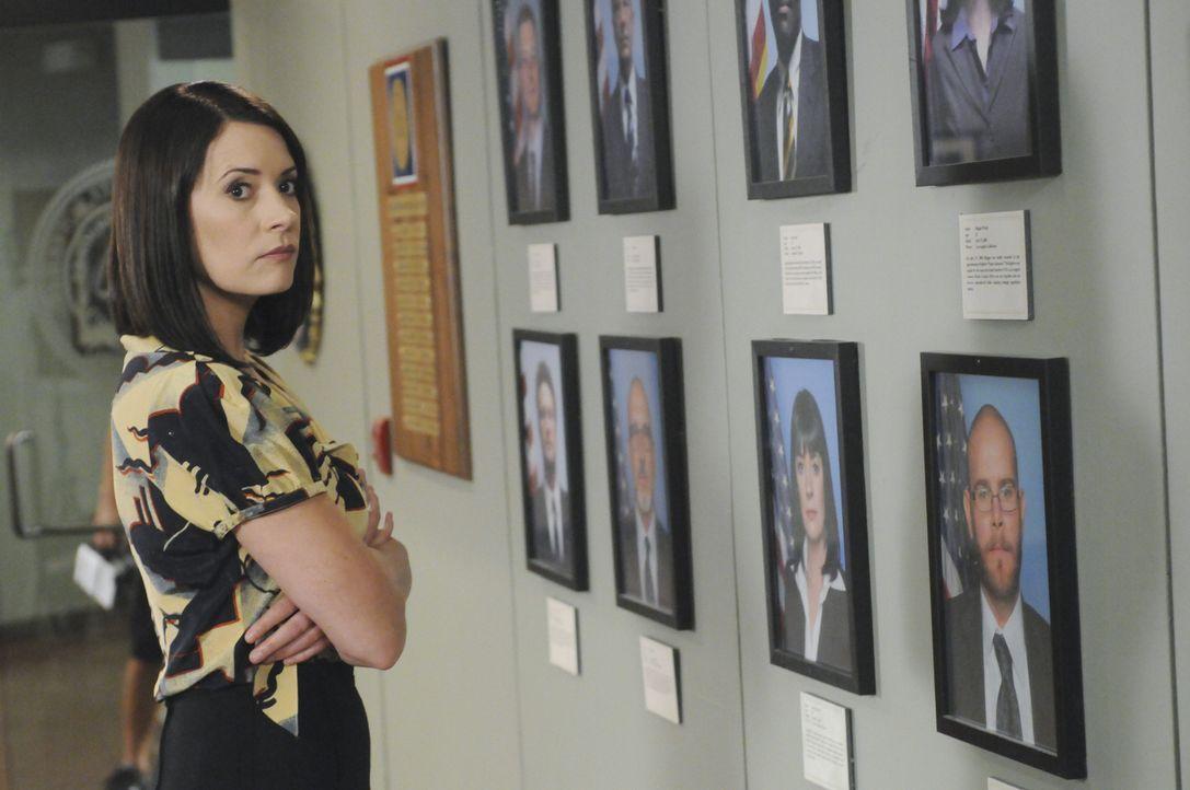 Zurück im Team: Prentiss (Paget Brewster) ... - Bildquelle: ABC Studios