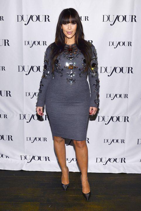 Kim-Kardashian-13-03-27-getty-AFP - Bildquelle: getty-AFP