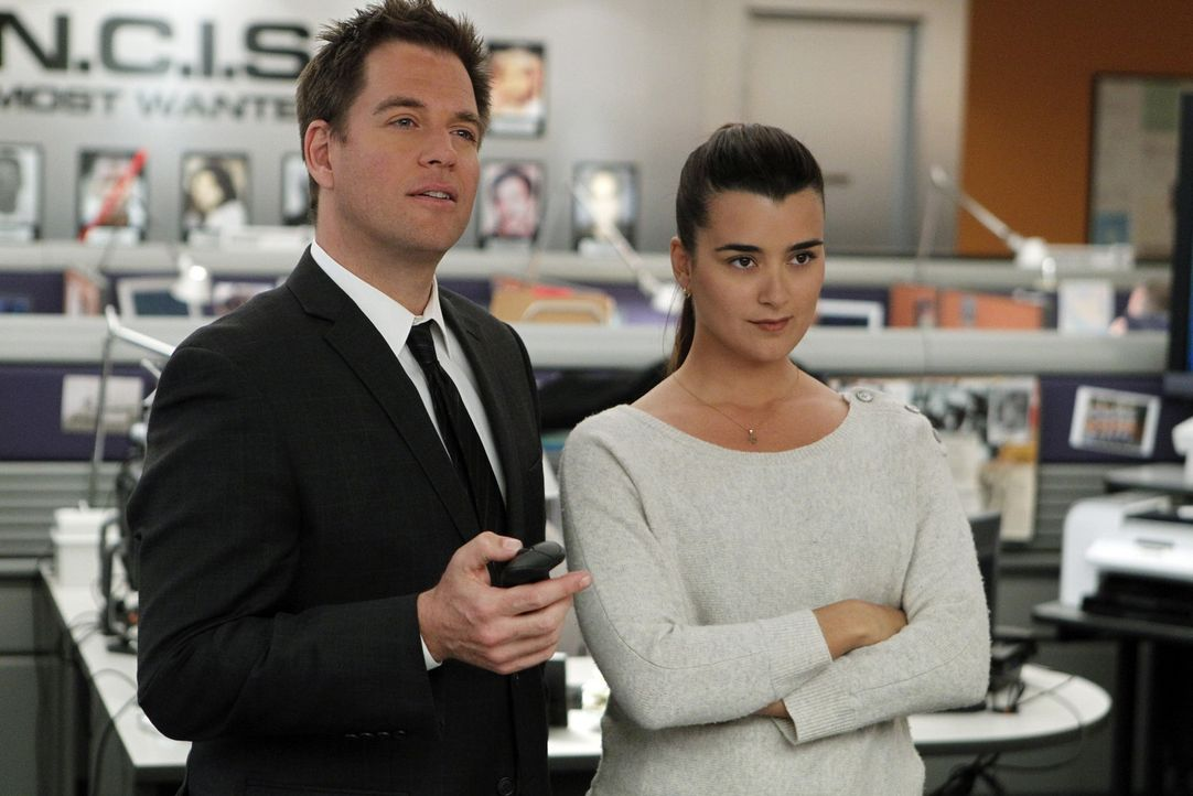 Dinner mit DiNozzo - Bildquelle: CBS International Television (ehem: Paramount Pictures International)
