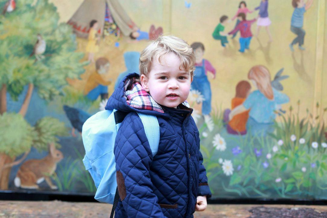 Prinz George wird geborenSeit dem 22. Juli2013 sind Herzogin Kate und ... - Bildquelle: dpa - Picture Alliance