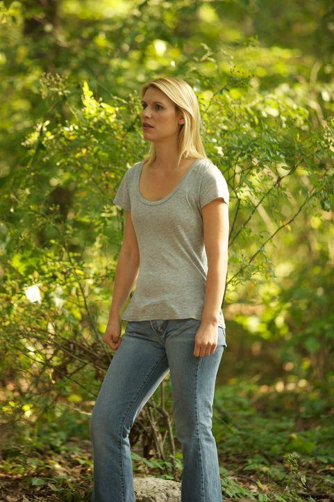 Innerhalb einer Sekunde verliert Carrie (Claire Danes) den Boden unter den Füßen ... - Bildquelle: 20th Century Fox International Television