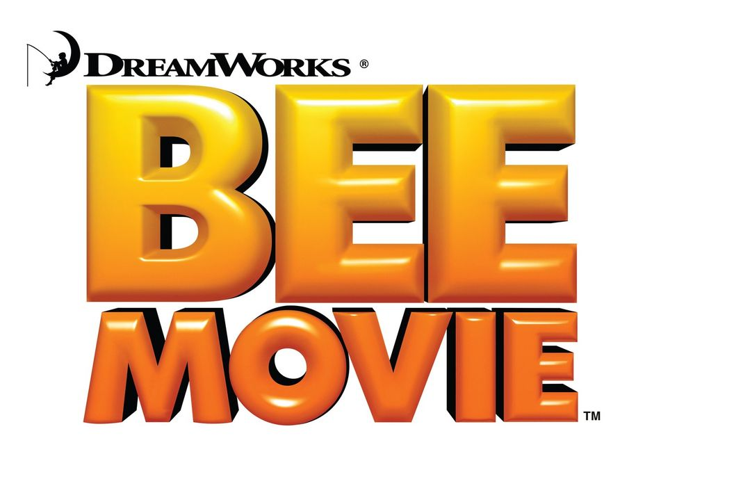 """BEE MOVIE - DAS HONIGKOMPLOTT"" - Logo - Bildquelle: BEE MOVIE TM &   2007 DREAMWORKS ANIMATION LLC. All Rights Reserved."