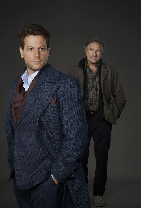 Forever: Dr. Henry Morgan und Abraham Morgan - Bildquelle: Warner Brothers
