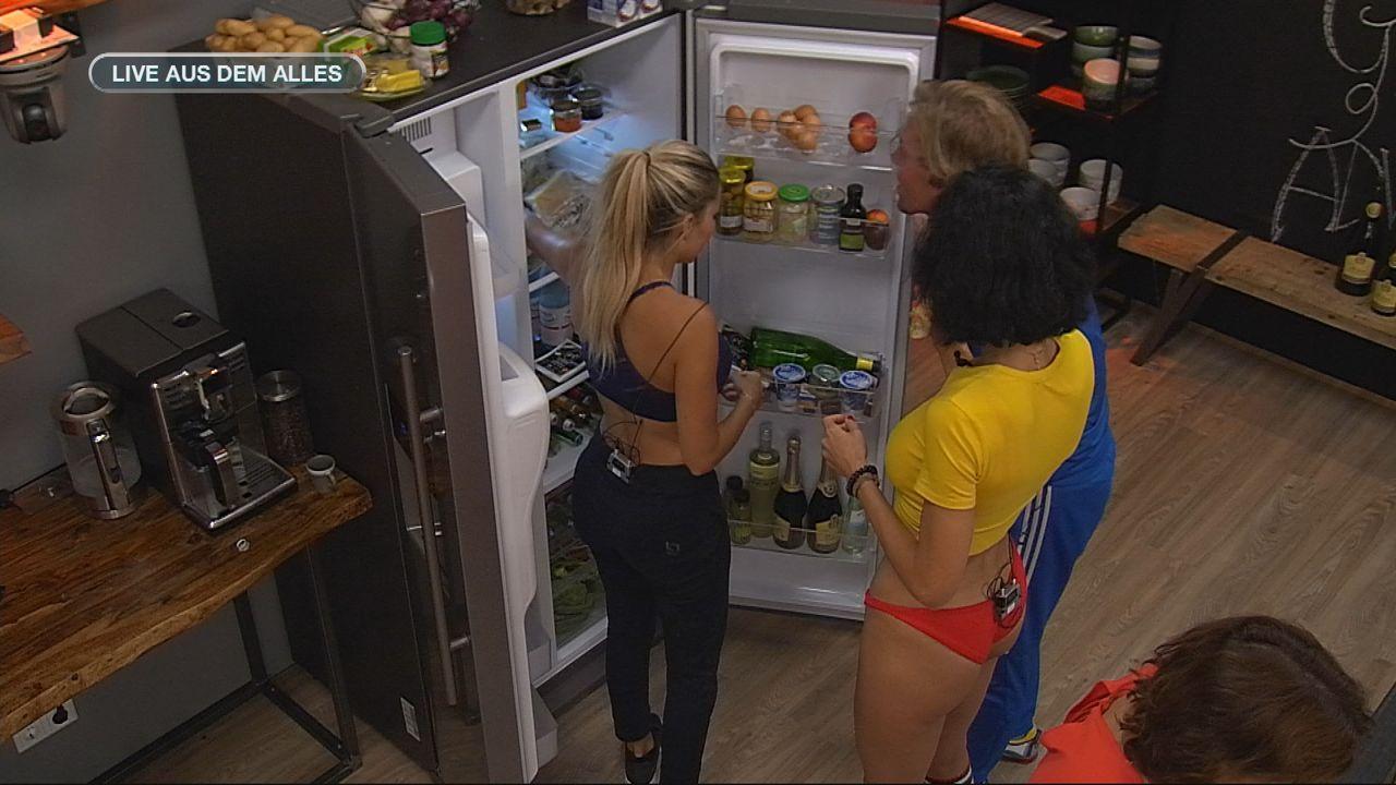 Voller Kühlschrank - Bildquelle: SAT.1