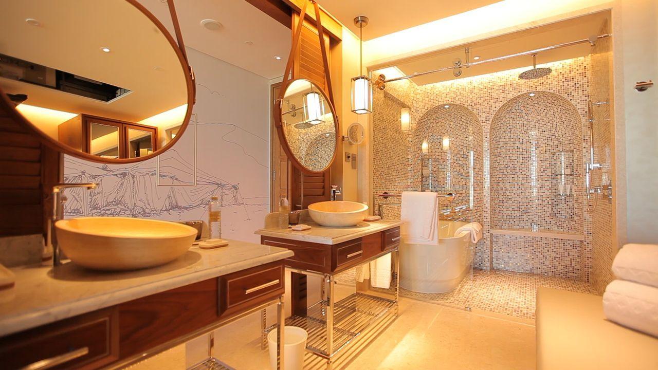 In Dubai entsteht ein neues Mega-Hotel: Es soll 450 Zimmer auf 5 Sterne Niveau bieten. - Bildquelle: SAT.1