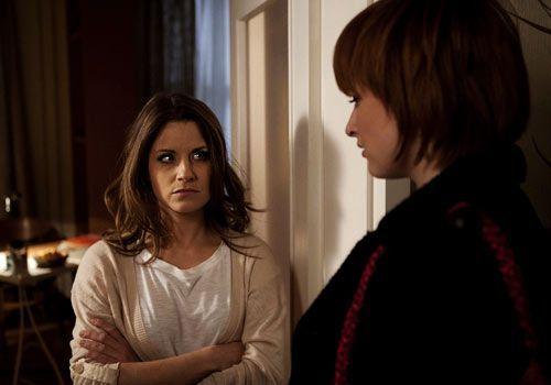 Sophie möchte sich bei Bea für alles entschuldigen. Doch wird Bea die Entschuldigung annehmen? - Bildquelle: David Saretzki - Sat1