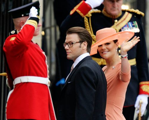 William-Kate-Westminster-Abbey-Victoria-of-Sweden-Daniel-11-04-29-500_404_AFP - Bildquelle: AFP