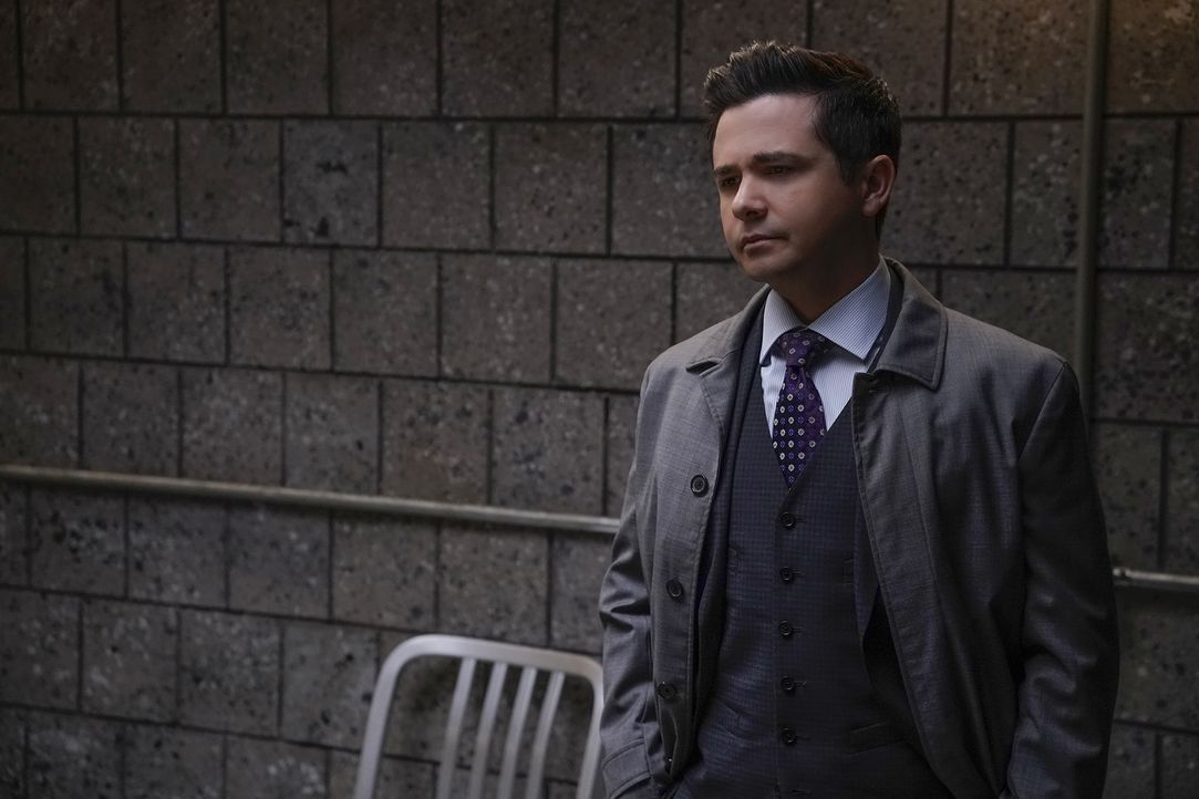 Benny Colón (Freddy Rodriguez) - Bildquelle: Patrick Harbron 2019 CBS Broadcasting, Inc. All Rights Reserved / Patrick Harbron