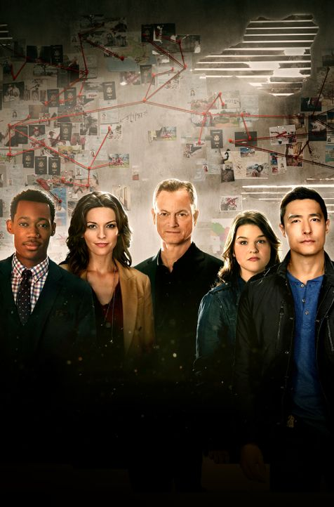 (2. Staffel) - Sie lösen internationale Fälle, in die US-Bürger verwickelt sind: Russ Montgomery (Tyler James Williams, l.), Clara Seger (Alana De L... - Bildquelle: ABC Studios