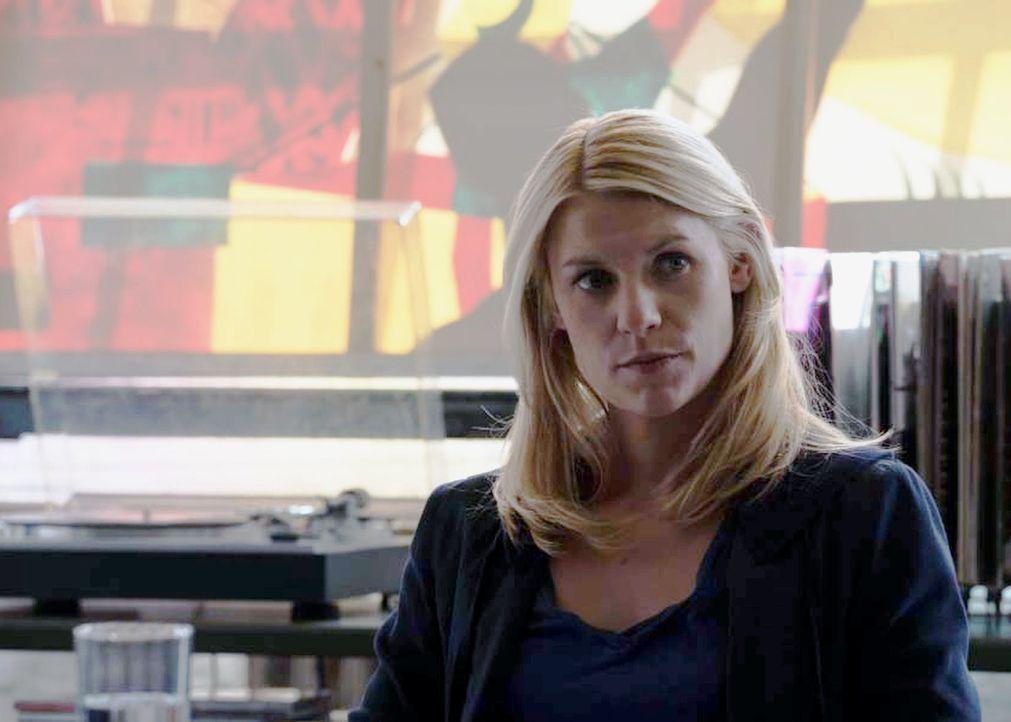 Möchte Allison in eine Falle locken, damit sie als Verräterin entlarvt wird: Carrie (Claire Danes) ... - Bildquelle: Stephan Rabold 2015 Showtime Networks, Inc., a CBS Company. All rights reserved.