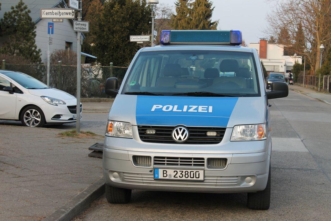 """Gewalt in der Familie, Drogenhandel, Diebstahl: Der Polizei-Alltag in Berlin ist hart und oft gefährlich. """"Auf Streife - Berlin"""" zeigt echte Hauptst... - Bildquelle: SAT.1"""