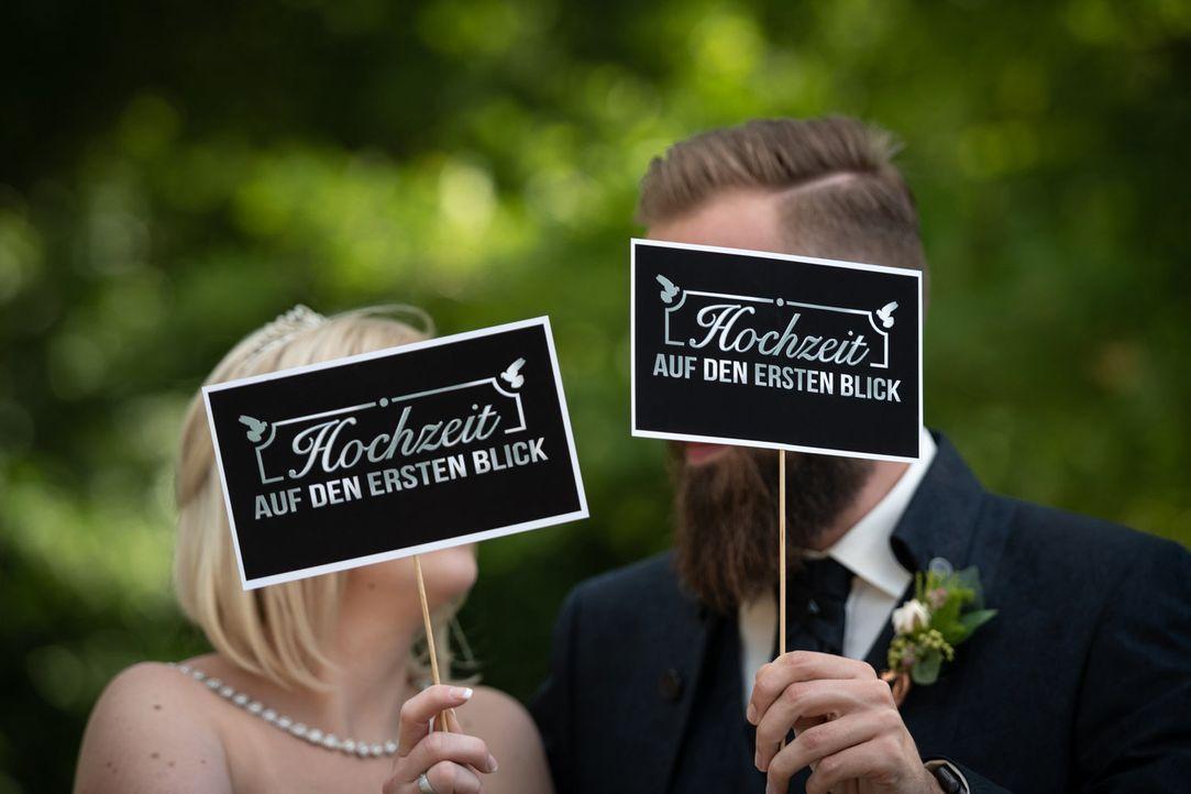 Hochzeit auf den ersten Blick - Bildquelle: Christoph Assmann SAT.1/Christoph Assmann