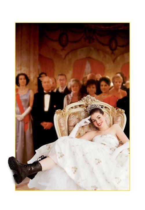 Plötzlich Prinzessin ... - Bildquelle: Ron Batzdorff Disney Enterprises Inc. / Ron Batzdorff