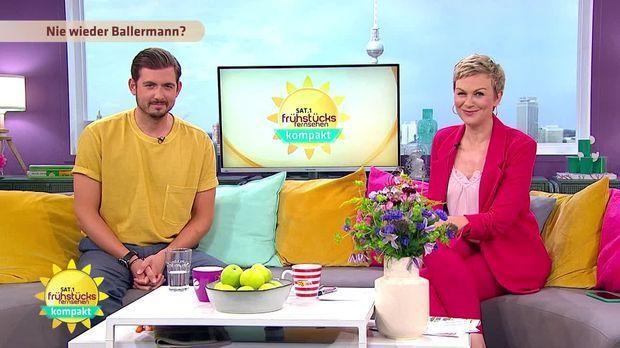 Frühstücksfernsehen - Frühstücksfernsehen - 18.06.2020: Der Deutsche Fernsehpreis, Boris Beckers Beziehungen & Ballermanngerüchte