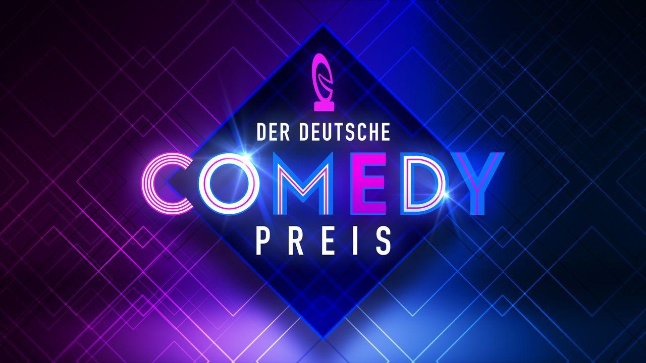 Der Deutsche Comedypreis 2020 - Logo - Bildquelle: SAT.1