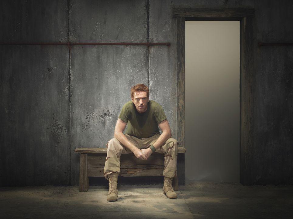 (1.Staffel) - Nach acht Jahren in Kriegsgefangenschaft kehrt Nicholas Brody (Damian Lewis) als Nationalheld nach Amerika zurück ... - Bildquelle: 20th Century Fox International Television