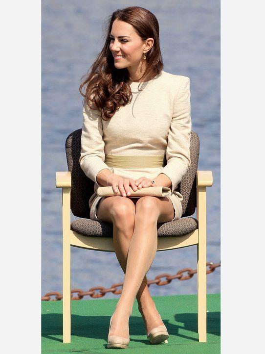 Kate-Middleton-11-07-05-getty-AFP - Bildquelle: getty-AFP