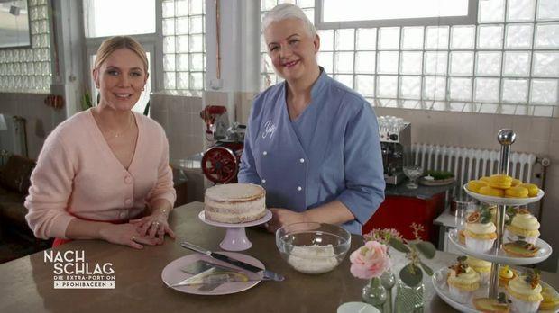 Das Große Promibacken - Das Große Promibacken - Nachschlag Mit Betty: Deko-rosen Und Tipps Für Den Perfekten Brandteig