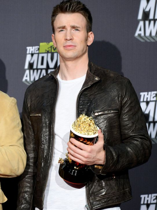 mtv-movie-awards-130414-Chris-Evans-getty-AFP - Bildquelle: getty-AFP