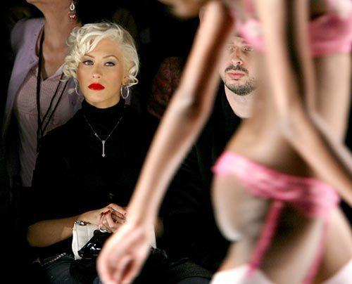 Galerie: Christina Aguilera | Heissssss! - Bildquelle: gettty - AFP