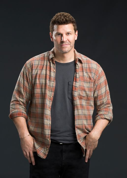 David Boreanaz ist Jason Hayes
