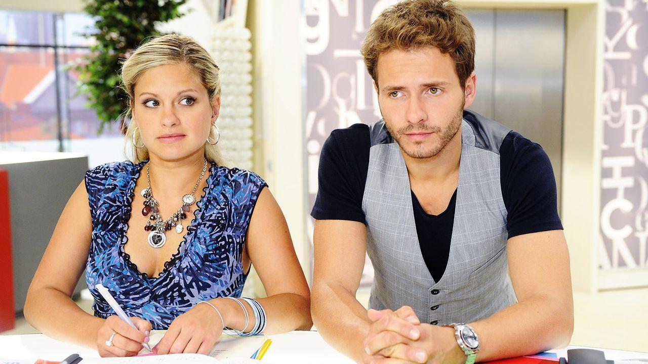 Anna-und-die-Liebe-Folge-537-02-SAT1-Oliver-Ziebe - Bildquelle: SAT.1/Oliver Ziebe