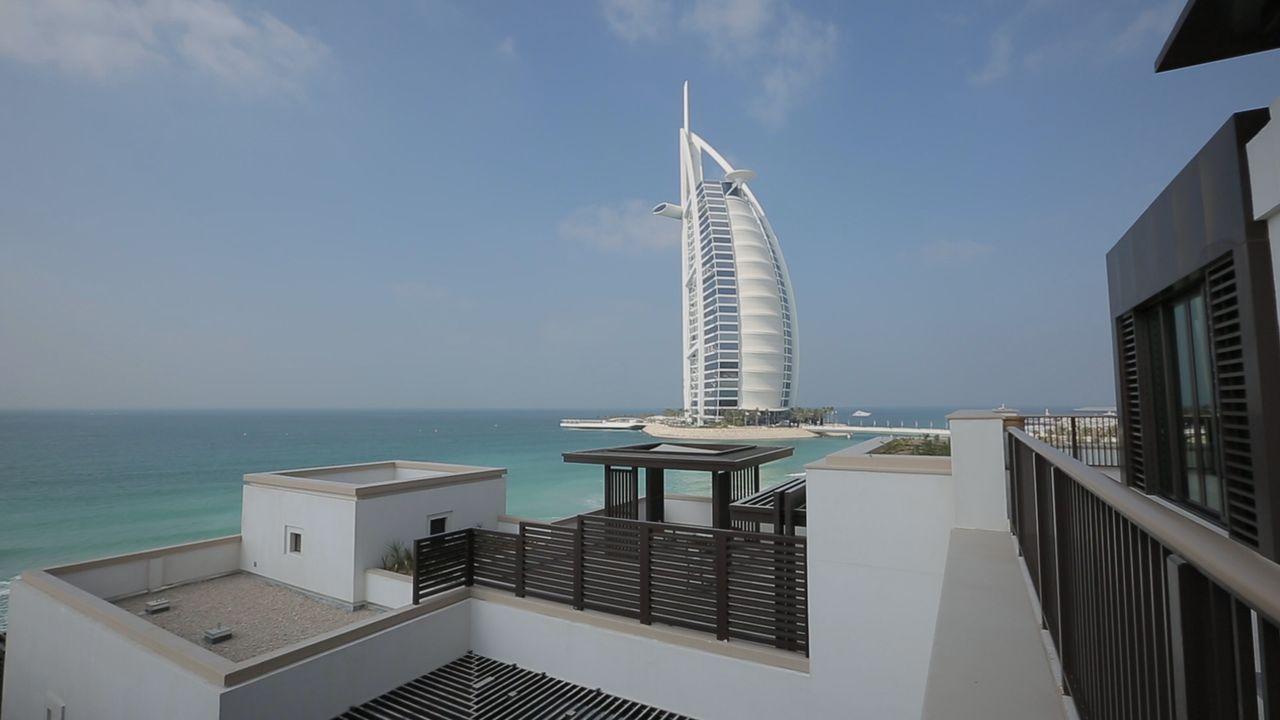 """Das Jumeirah Hotel """"Al Naseem"""" soll ein neues Luxushotel in Dubai werden, mit 450 Zimmern auf 5 Sterne Niveau und 800 Mitarbeitern. - Bildquelle: SAT.1"""