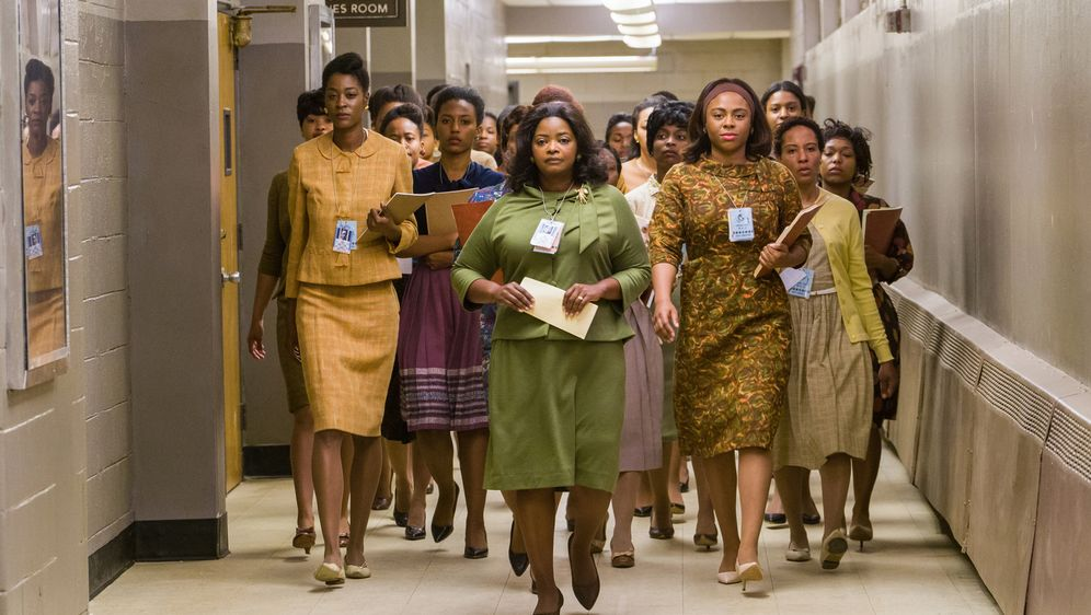 "Hidden Figures - Unerkannte Heldinnen - Bildquelle: Peter ""Hopper"" Stone 2016 Twentieth Century Fox Film Corporation.  All rights reserved."