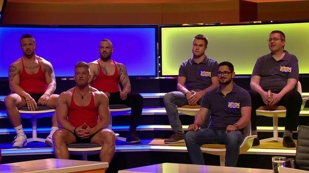 Genial Daneben - Das Quiz - Genial Daneben - Das Quiz - Teamspecial Mit Carl Josef Statnik: Bodybuilding Vs. Laser