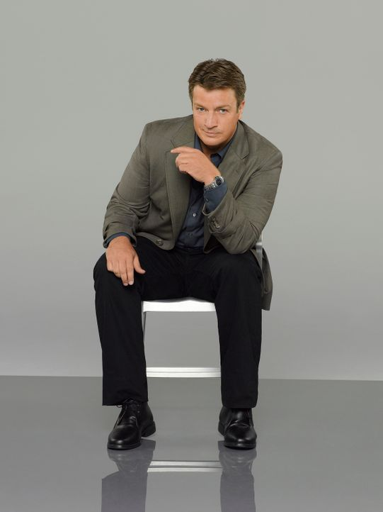 Richard Castle - 4 - Bildquelle: ABC Studios