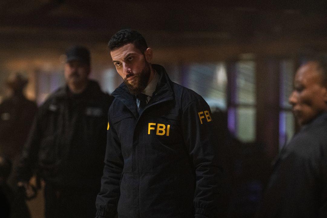 Special Agent Omar Adom 'OA' Zidan (Zeeko Zaki) - Bildquelle: Michael Parmelee 2020 CBS Broadcasting Inc. All Rights Reserved. / Michael Parmelee