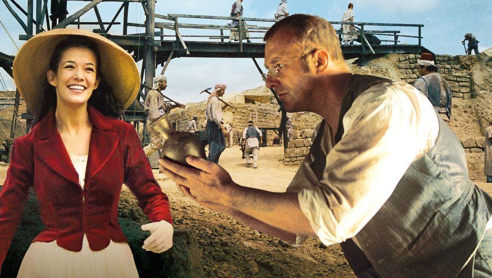 Der geheimnisvolle Schatz von Troja - Bildquelle: Red Arrow International