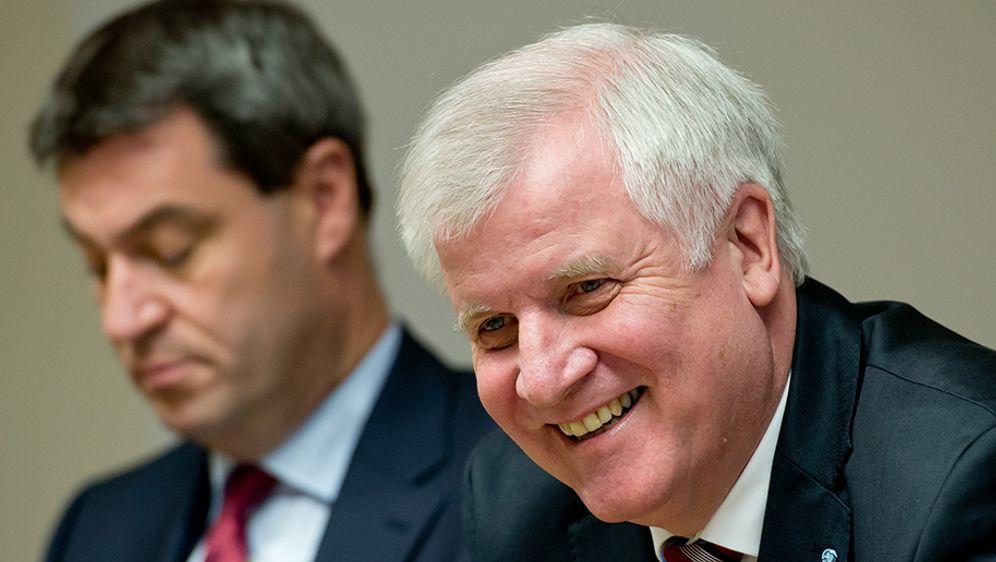 Machtkampf In Der CSU Entschieden